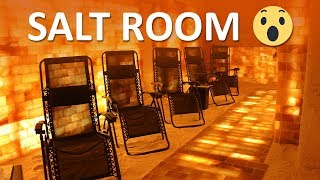 ROOM MADE OF SALT | SALT THERAPY IS REAL | 30% Off on Telemart Discount Card