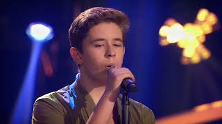 THE VOICE KIDS GERMANY 2018 - Tim - Supermarket Flowers - Blind Auditions