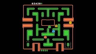 Baby Pac Man - Atari 7800 Homebrew Game