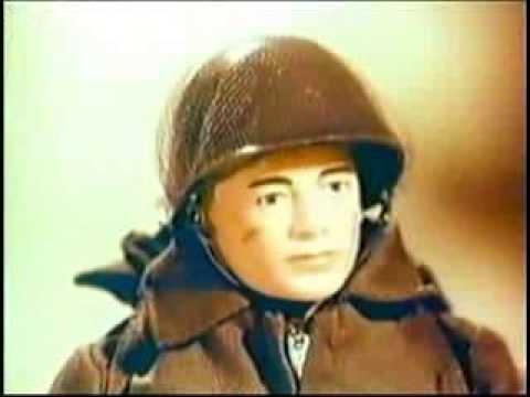 G.I. JOE (1964) Debut TV Commercial!