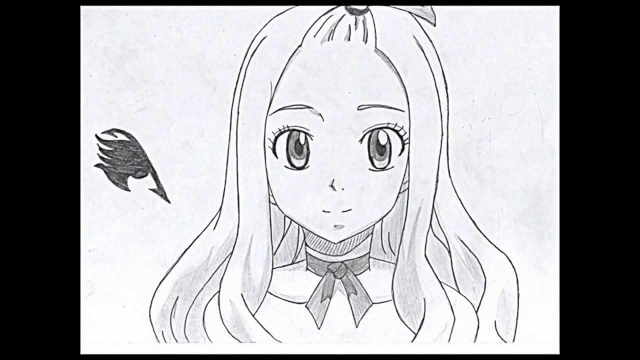 Drawing Mirajane Strauss Youtube And some people seem to forget that mirajane has m. drawing mirajane strauss