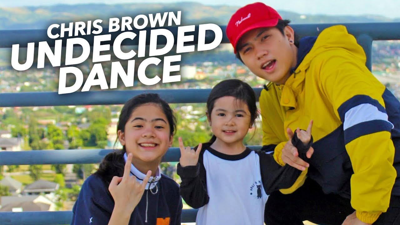 Undecided Chris Brown Siblings Dance Ranz And Niana