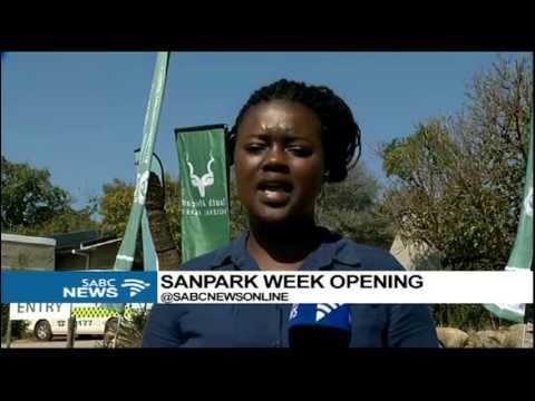 SANParks week opens - Iviwe Poti reprts
