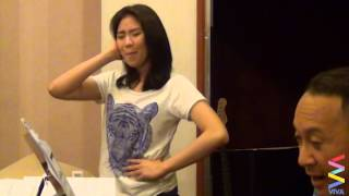 Sarah Geronimo exclusive Perfect 10 rehearsal! [MUST-WATCH!]