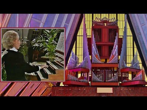 Wachet Auf/Sleepers Awake BWV 645 - Diane Bish