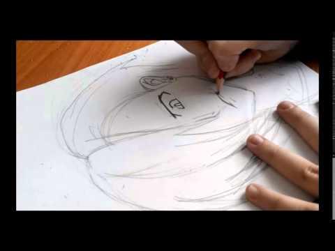 Рисую Урушихару Ханзо▌Сатана на подработке▌Люцифер