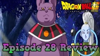 Dragon Ball Super Episode 28 Review: The 6th Universe's God of Destruction - His Name's Champa