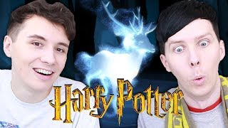 What Patronus Animal are Dan and Phil?! - Pottermore