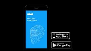 Sandvik Welding app
