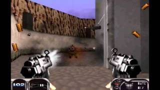Duke Nukem 64 Level 2 - Death Row - All secrets found