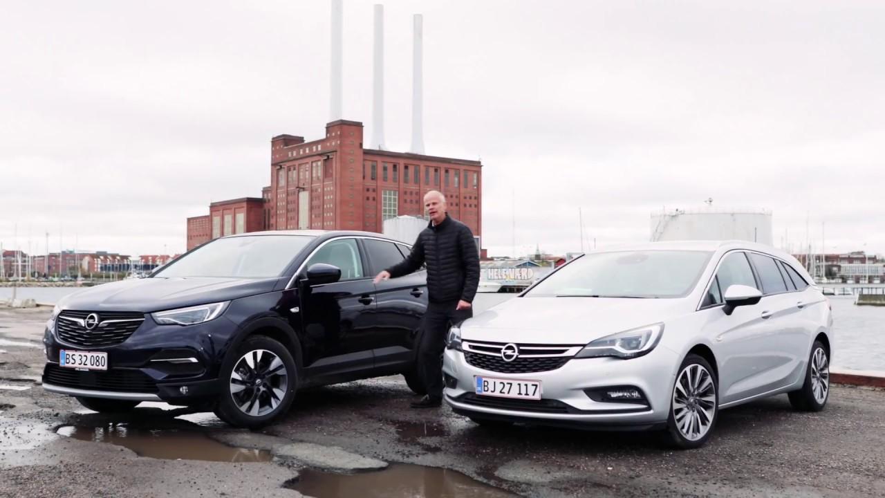 Se vores PR-manager Erik Morsing præsentere Opel Grandland X, og book en prøvetur | Opel Danmark ...