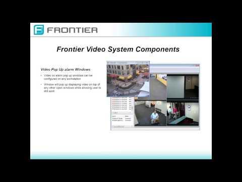 Webinar: Introducing Frontier Video