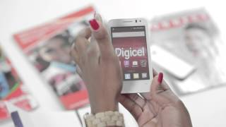 Digicel DL750: Upgraded & affordable Android in your hands