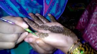 Путешествие по Индии. Свадебные приготовления в Индии. Дом жениха. Как нас всех разрисовали.