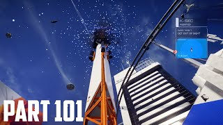 Mirror's Edge Catalyst - 100% Walkthrough Part 101 [PS4] – All Security Hubs