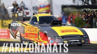 Matt Hagan powers to the win in Phoenix