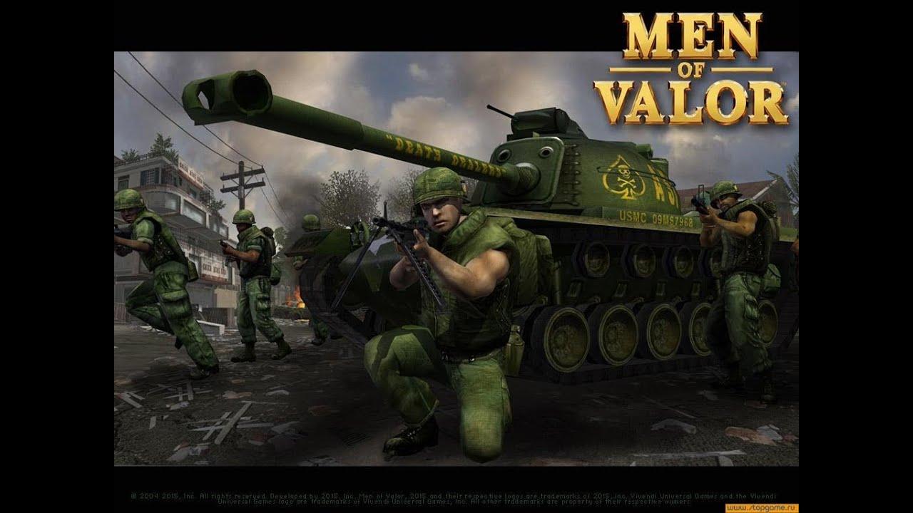 скачать игру Men Of Valor - фото 5