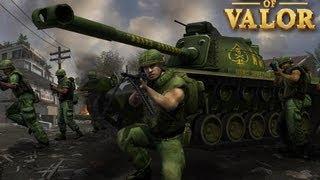 Men of Valor #1