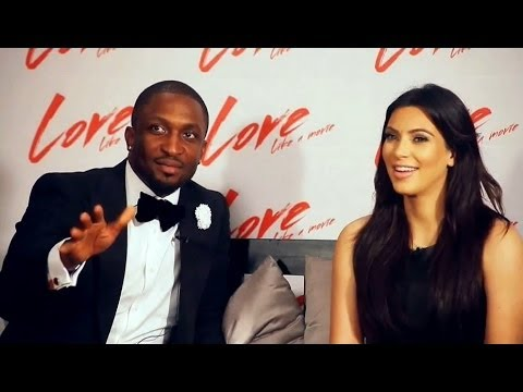VIDEO: Kim Kardashian and Dare Art-Alade play fashion police!