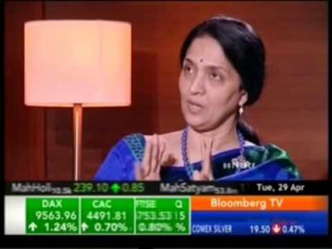 Bloomberg TV Women In Leadership 29 April 2014 24min 01sec Chitra Ramakrishna   MD & CEO, NSE 20 30p