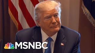 President Donald Trump: Oprah Won't Run In 2020, But I Could Beat Her | The 11th Hour | MSNBC