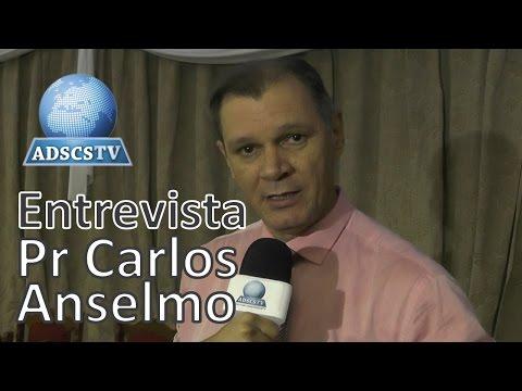 Entrevista com Pr Carlos Anselmo | Congresso de Jovens 2015