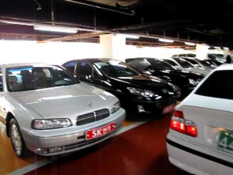 Imported Cars of SK Encar