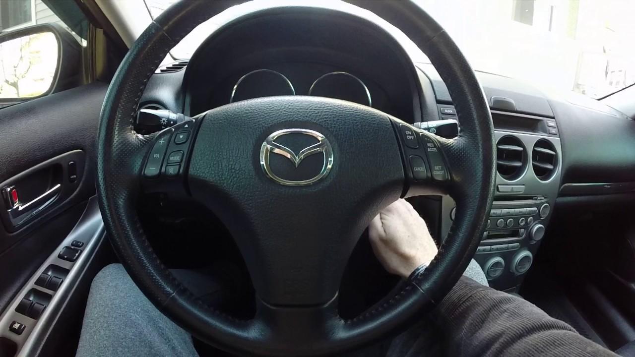 מתוחכם Mazda 6 Key programming 2004 - YouTube PW-85
