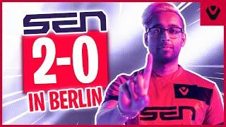 CHAMPIONSHIP RUN INBOUND AṪ VCT BERLIN?!? (SEN vs G2 HIGHLIGHTS)