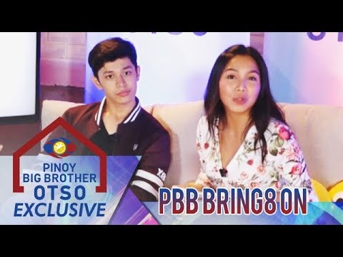 PBB Otso: PBBBring8On December 12 2018 Episode  Pinoy Big Brother OTSO Exclusive