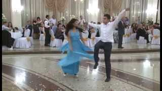 Georgian Dance in Armenian  wedding