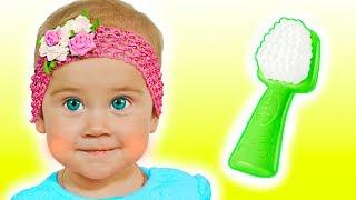 Cepillarse los dientes - Canciones Infantiles con Tamiki Amiki