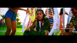 6IX9INE &quotKIKA&quot Ft. Tory Lanez (Official Fan Video)