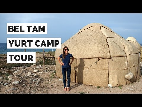 Yurt Tour in Kyrgyzstan by Issyk-Kul Lake