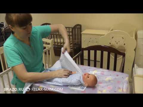 Пеленальная доска - советы эксперта по уходу за новорождённым