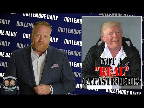 "Donald Trump Indicates Puerto Rico's Hurricane Maria Wasn't a ""REAL"" Catastrophe!"