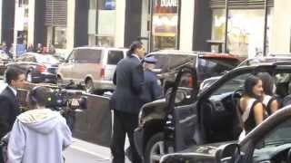 The Great Khali Leaves WrestleMania 29 Press Conference In NYC