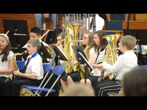 Creed By William Himes- SMMS Advanced Band 2013-2014