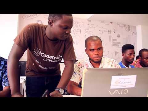 Razak gets a lucrative job as a web developer after Codetrain's course