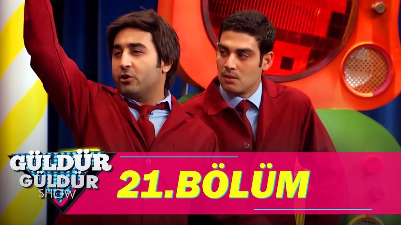 Güldür Güldür Show 21 Bölüm Full Hd Tek Parça Youtube