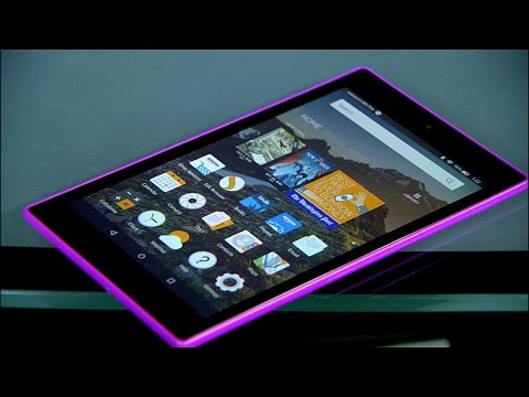 Amazon Prime Now Tablet