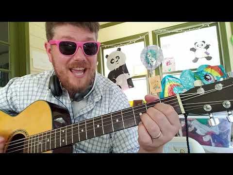 Anderson .Paak - Tints (feat. Kendrick Lamar) // easy guitar tutorial for beginners