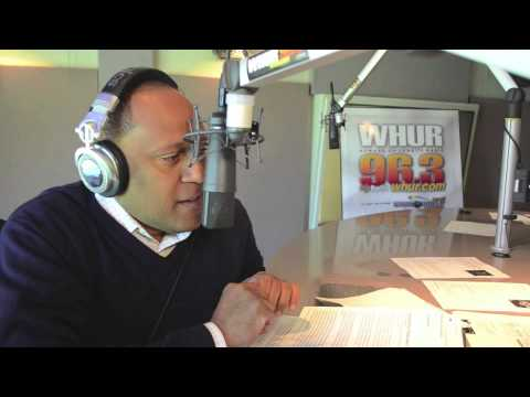 Frank Ski Begins Afternoon Show On WHUR 96.3 FM On 9/9/13