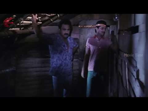 Villains Behave Crucial With Women || Raktham Chindina Ratri Movie || Suresh Gopi, Ranjani