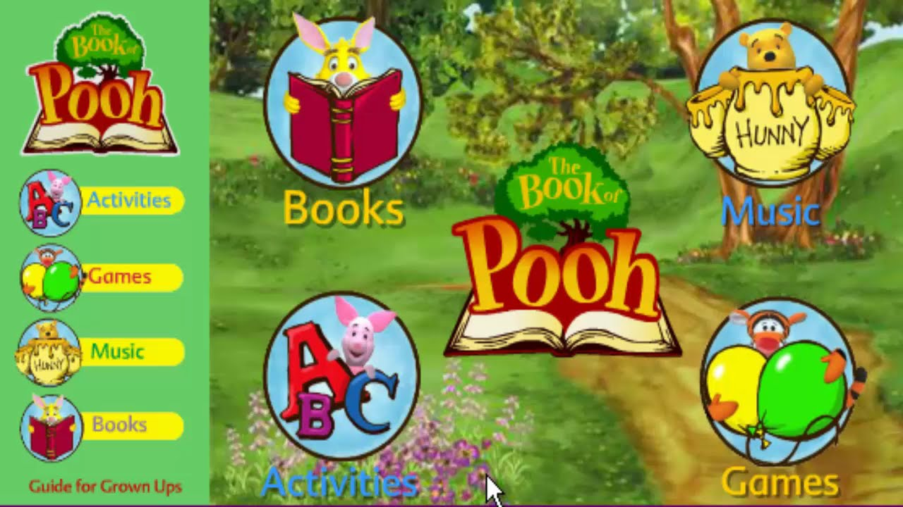 disney preschool games free the book of pooh playhouse disney for pre school 919