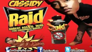 Cassidy   R A I D  Meek Mill Diss Dirty CDQ
