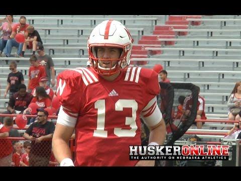 HOL HD: 2017 Nebraska Spring Game Sights & Sounds part 1