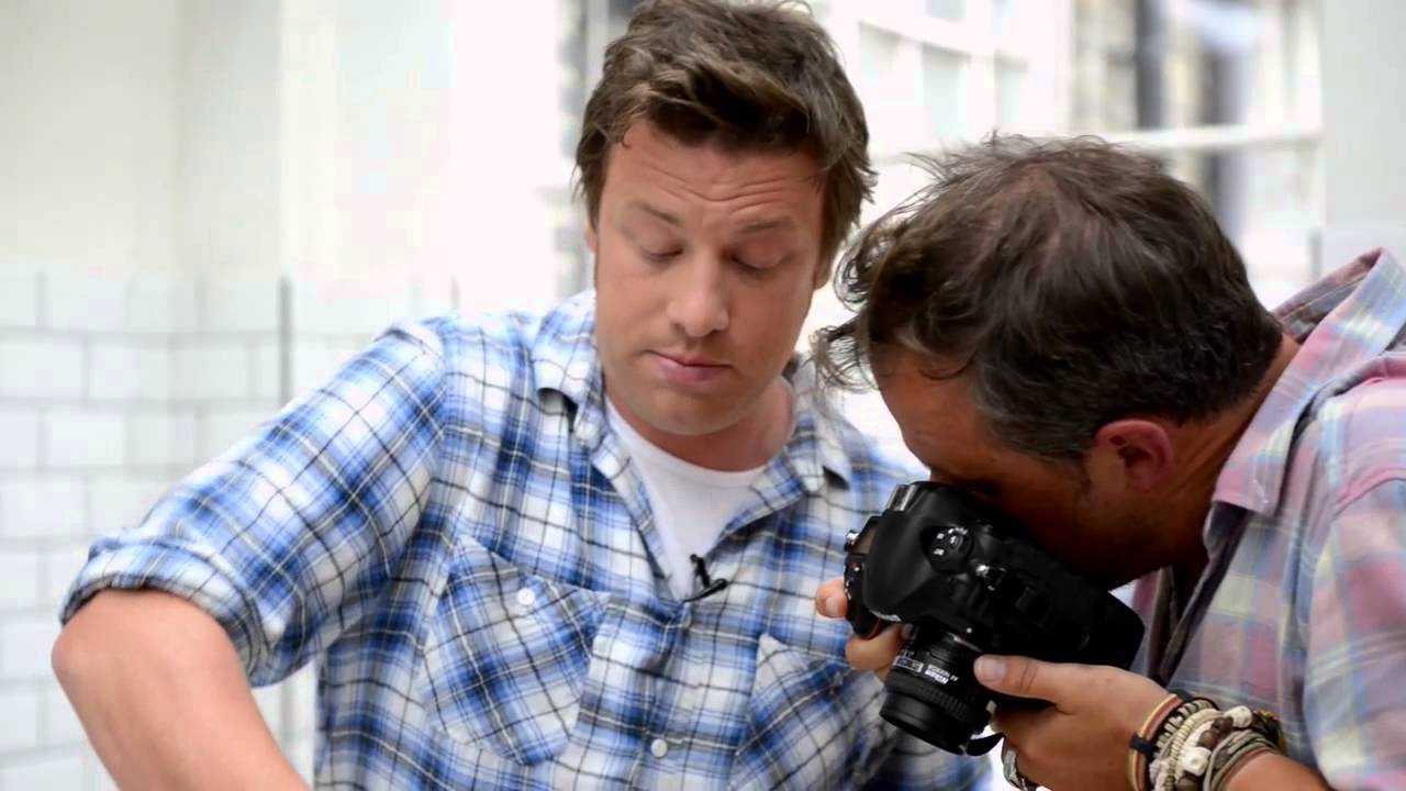 Food Photography By Jamie Oliver David Loftus Youtube