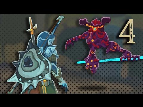 BasicallyIPlay - Legend of Zelda: BoTW! #4 Divine Beast Vah Ruta!