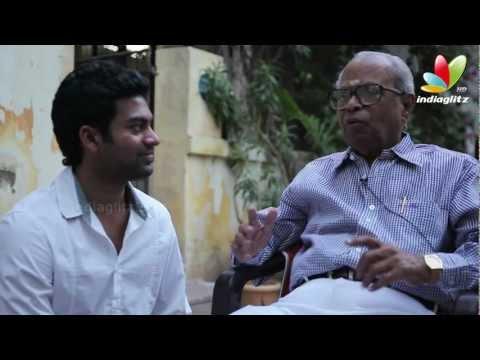 K Balachander and Balu Mahendra Speaks about Vasanth's son Ritvik Varun